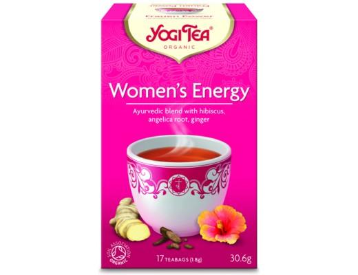 Yogi Women's Energy 16 tepokar