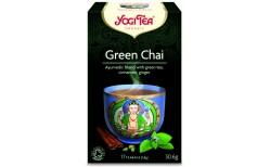 Yogi Green Chai 17 tepokar