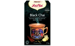 Yogi Black Chai 15 tepokar