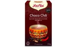 Yogi Choco Chili 17 tepokar