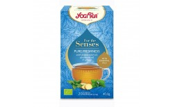 Yogi Tea For the Senses Pure Freshness te 20 stk.