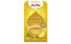 Yogi Tea For the Senses Pure Happiness 20 stk.