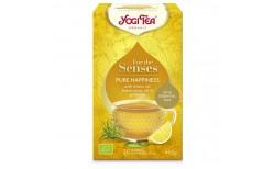 Yogi Tea For the Senses Pure Happiness 20 stk.