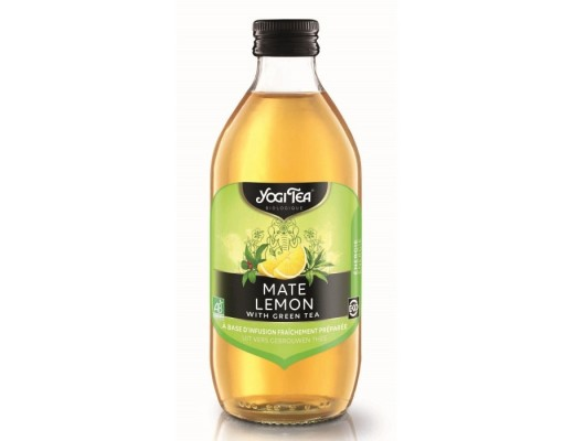 Yogi Tea Mate Lemon 330 ml.