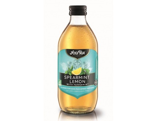 Yogi Tea Spearmint Lemon 330 ml.