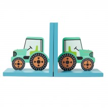 Traktor bókastoðir