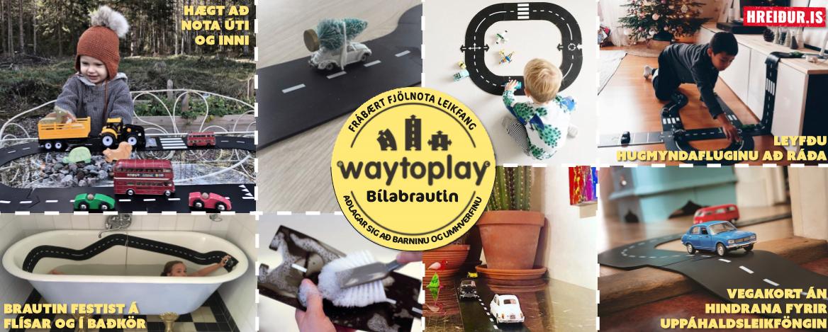 Waytoplay - Bílabraut