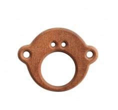 WOODEN TEETHER – CHUNKY MONKEY