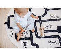 LITTLE VILLAGE - PLAY MAT