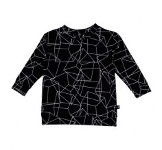 OV Sweater - Black Cubes