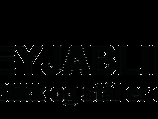 eyjablikk-logo