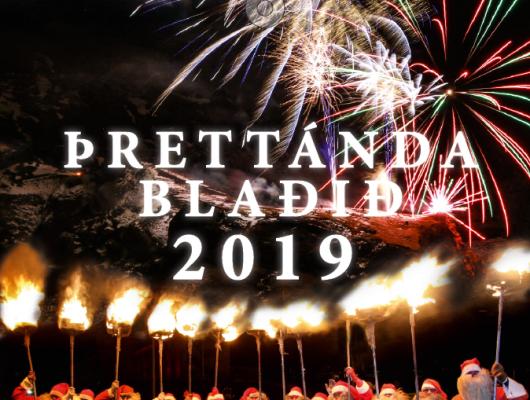 threttandablad-2019