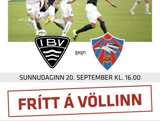 ibv-vs-valur