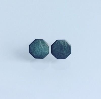 Octagon eyrnalokkar mini