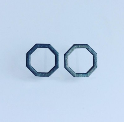 Octagon eyrnalokkar