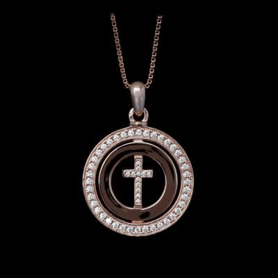 Circle of faith hálsmen