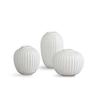 Kahler Hammershoi Miniature vasar 8,5cm 3 gerðir saman
