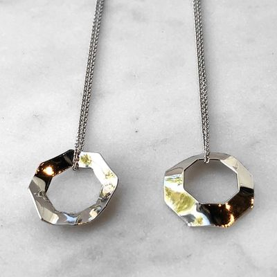 Octagon Flow necklace