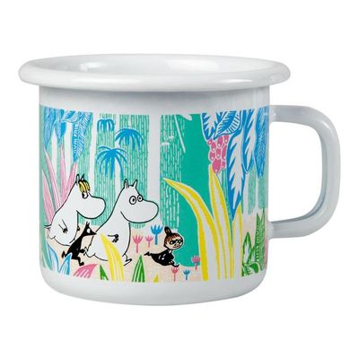 Moomins in the Jungle 2,5 dl