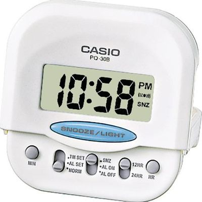 Casio - Vekjaraklukka - Digital