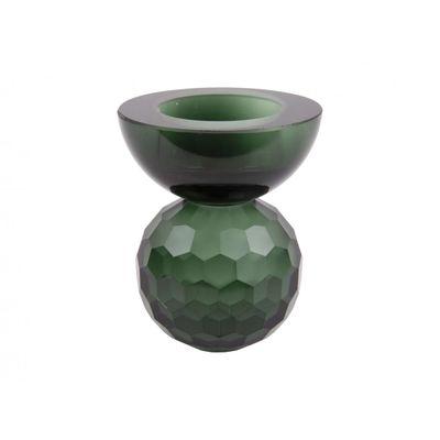 Kertastjaki - Crystal Art Small Bowl