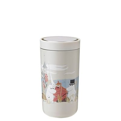 Stelton To go bolli 0,2lMoomin beige