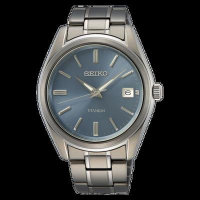 Seiko - Herraúr - Titanium