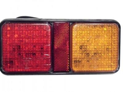 Kerruljós, LED, 10-30V