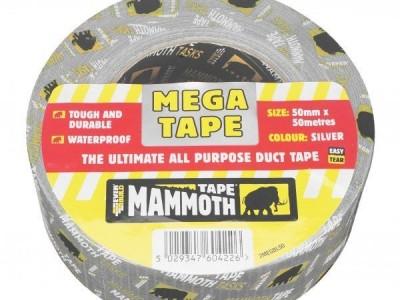 Límband, striga, grátt, Mammoth