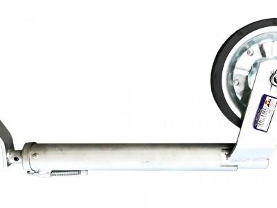 Nefhjól með klemmu, IW, 48mm, 500kg