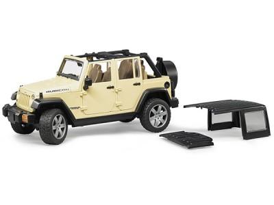 Jeppi, Jeep Wrangler rauður