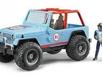Jeppi, Jeep cross country, blár