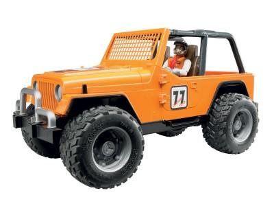 Jeppi, Jeep cross country, appelsínugulu