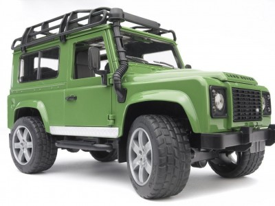 Jeppi, Land Rover Defender