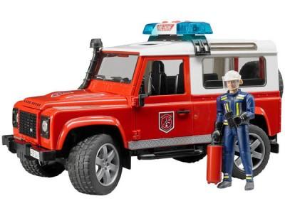 Björgunarsveitabíll, Land Rover