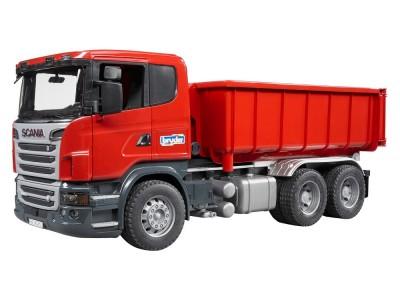 Vörubíll, Scania R-series