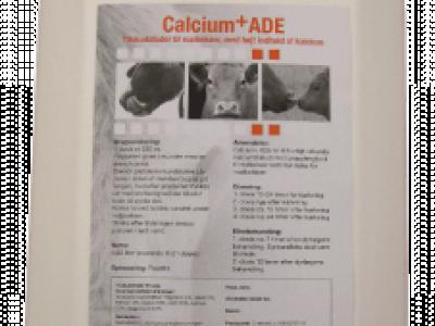 Calcium + ADE, 4,8L