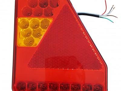 Kerruljós, LED, 12-24V