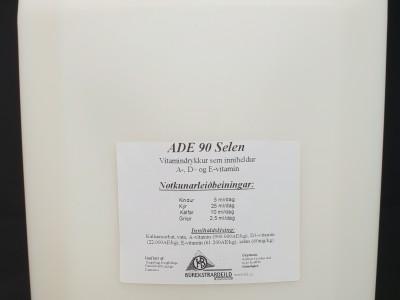 ADE-vítamín með seleni, 5L
