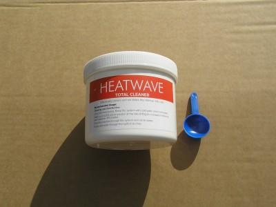 Heatwave, hreinsiefni, 400g
