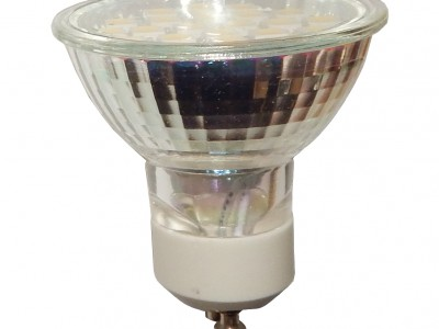 Ljósapera, LED, 240V