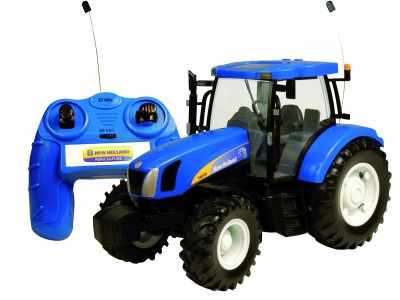 Dráttarvél, New Holland T6070