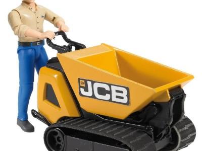 JBC ministurtuvagn
