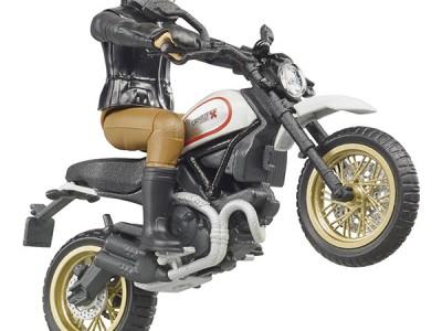 Mótorhjól, Ducati Scrambler