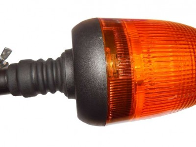 Hálfviti, LED, 195mm, 12/24V