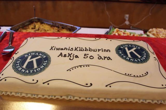 Kiwanisklúbburinn Askja 50 ára !