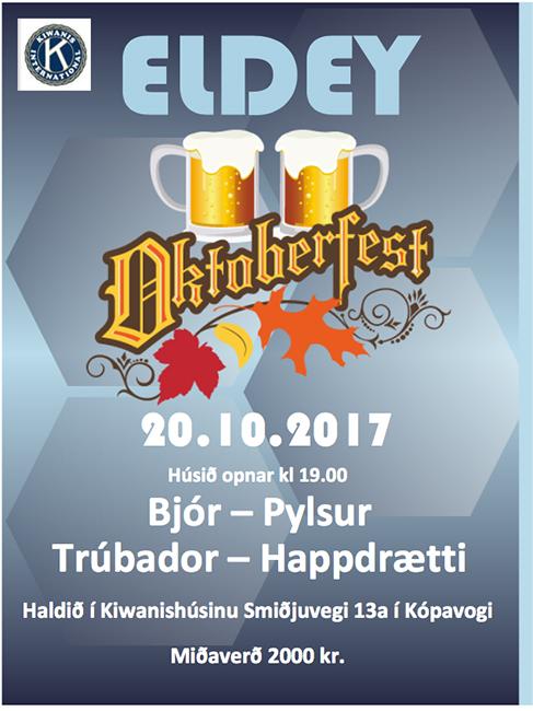 Oktoberfest Eldeyjar !