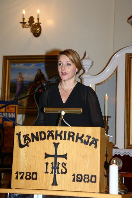 Þingsetning í Eyjum 2015 1.hluti