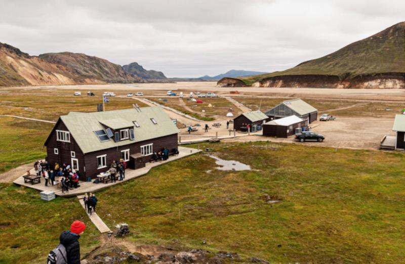 Ferð í Landmannalaugar í boði Kiwanisklúbbsins Ölvers