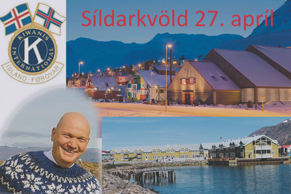 Síldarkvöld Skjaldar !
